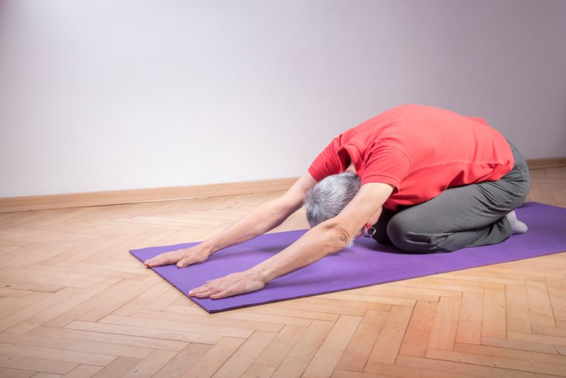 Barriers for Older People and Yoga