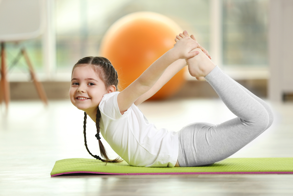 Benefits between yoga and autism