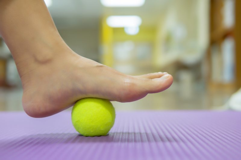 Common Therapies for Plantar Fasciitis