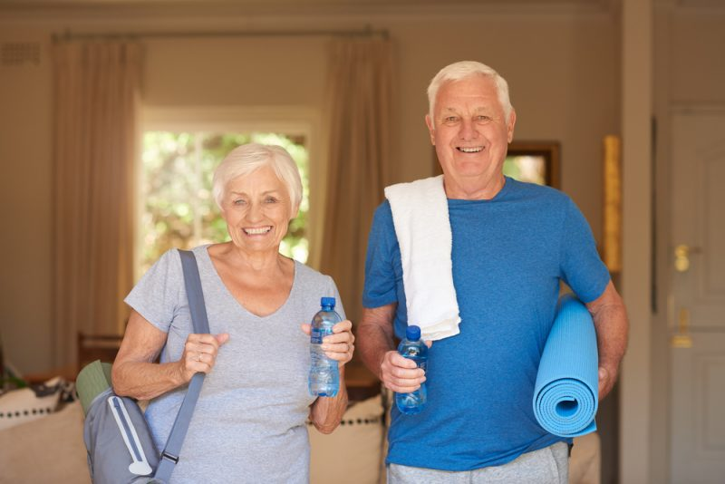 How to Engage Elder Adults in Yoga