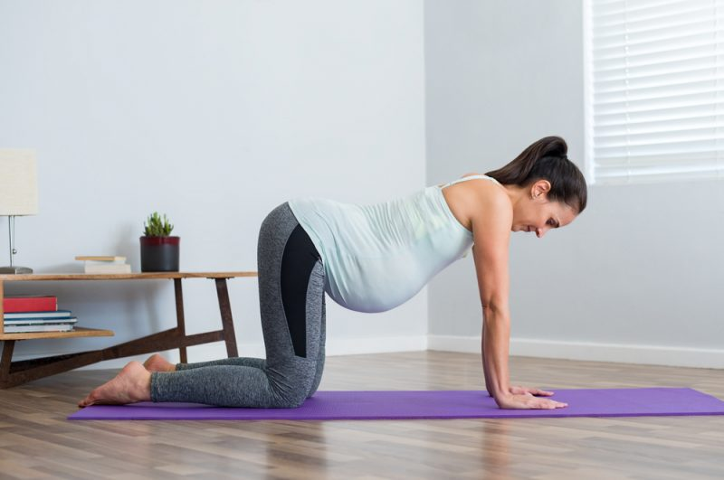 Incorporating Yoga Into Your Prenatal Life