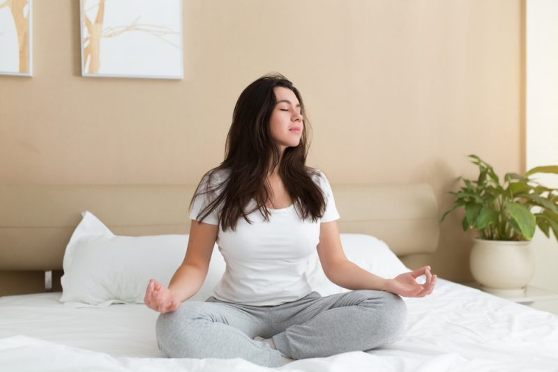 Mindful Meditation to end the practice