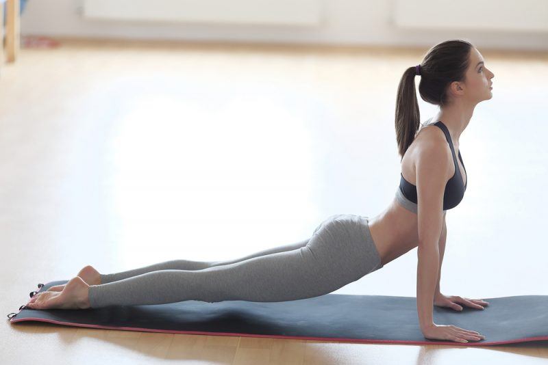 Urdhva Mukha Svanasana — Upward Facing Dog