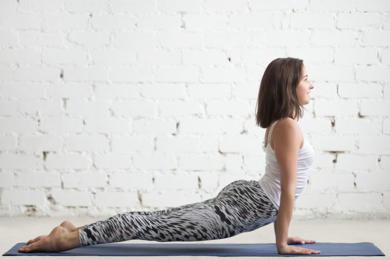 Urdhva Mukha Svanasana — Upward Dog Pose