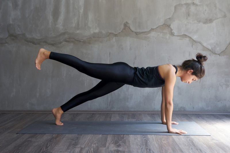 What kind of challenges might you face in yoga
