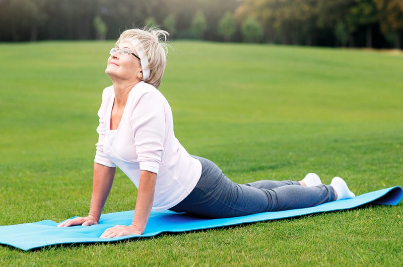 Why Do Seniors in Particular Benefit From Yoga?