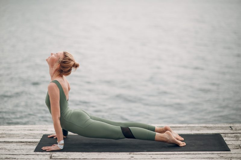 Urdhvamukha Shvanasana — Upward Facing Dog Pose