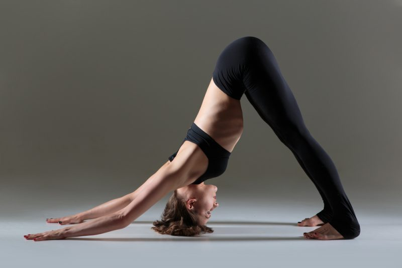 Adho Mukha Svanasana — Downward Facing Dog Pose