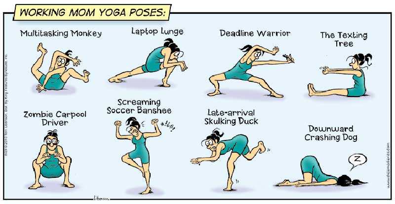 A New Style Of Yoga