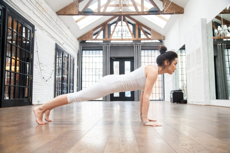 Common Mistakes In Plank Pose