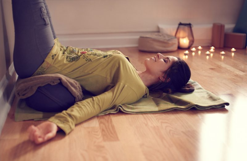 Risks of a Home Yoga Practice