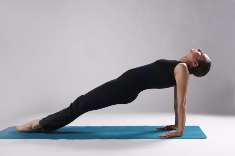 Strengthens The Back Muscles