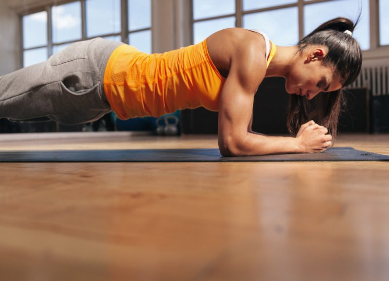 Strengthens The Triceps Muscle