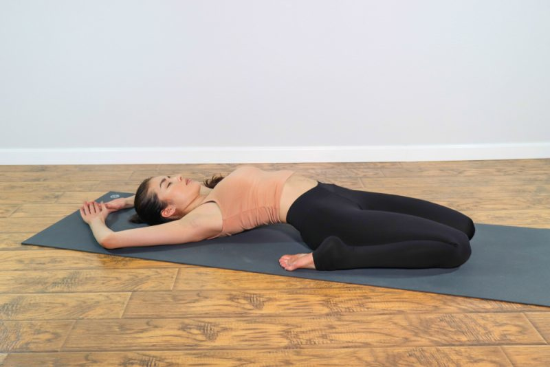 Virasana — Hero Pose
