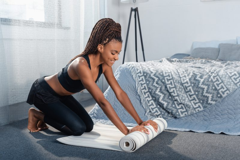 What Makes a Home Yoga Practice