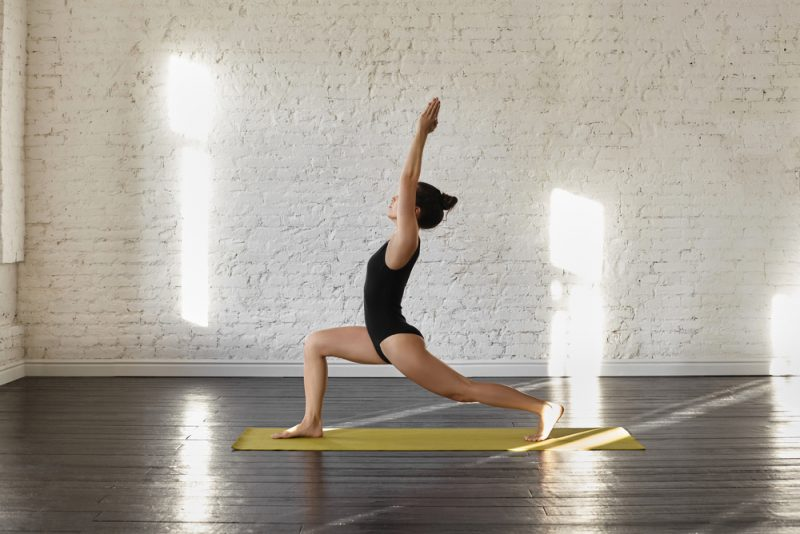 Yoga does not change the way we see things, it transforms the person who sees
