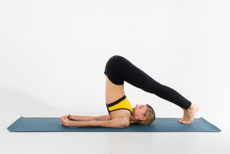 Yoga is not a work-out; it is a work-in.