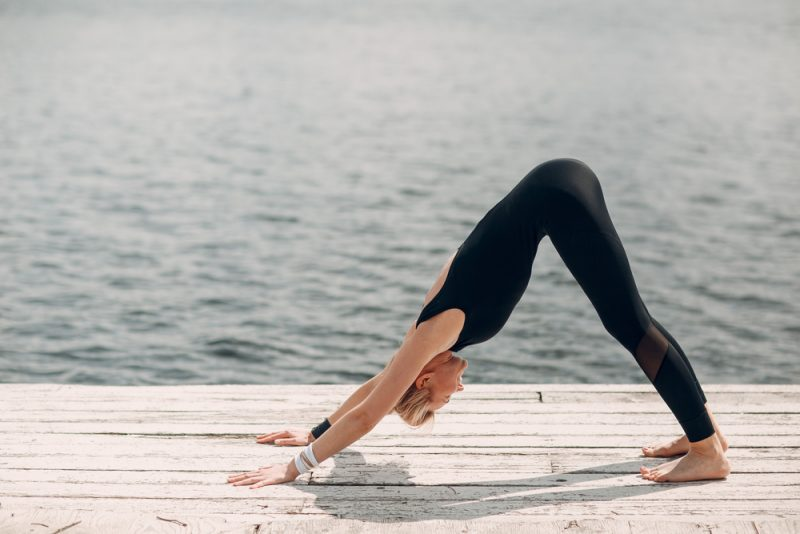 Adho Mukha Svanasana — Downward Facing DogPose