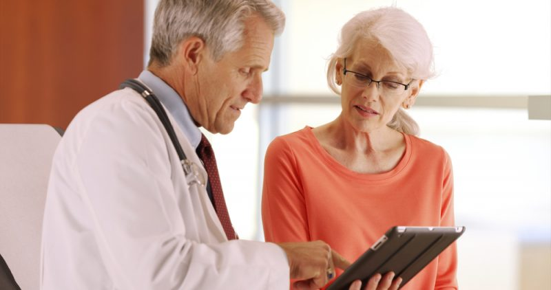 Check In With Your Doctor Or Holistic Healthcare Practitioner