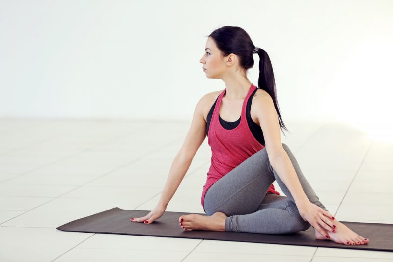 Fast Before You Practice Yoga