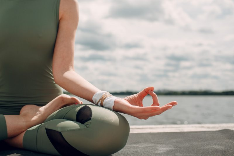 Send Energy Out Through The Fingertips