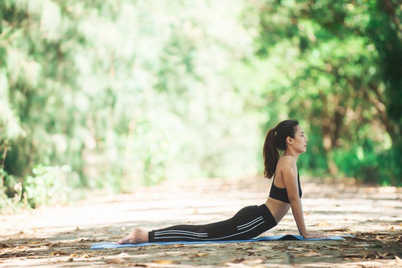 The Benefits of a Yoga Practice