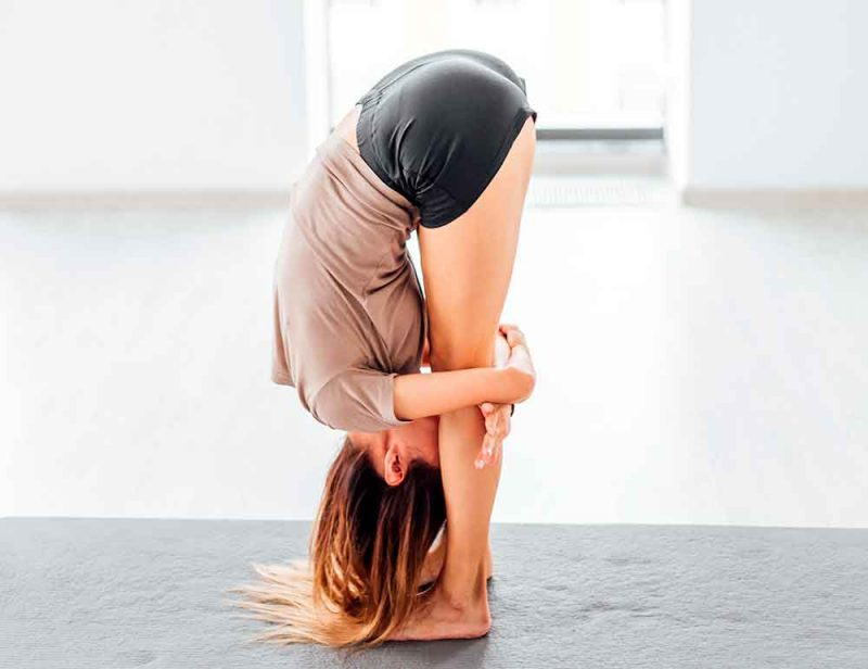 Uttanasana — Forward Fold Pose