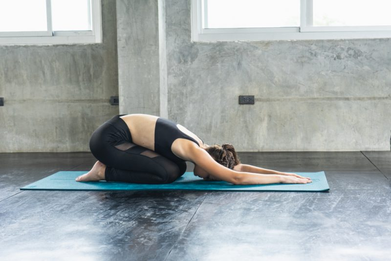 Yoga Can Help You Physically Relax with Targeted Poses