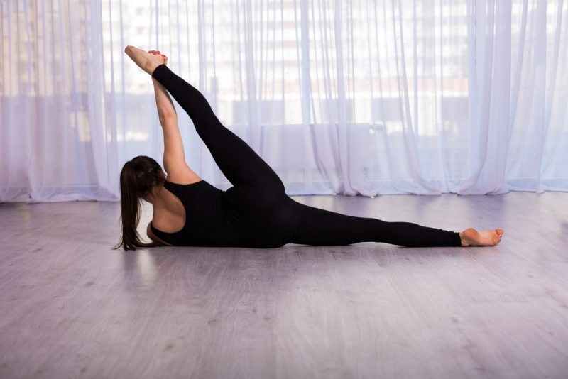 Yoga Helped Me Find Strength