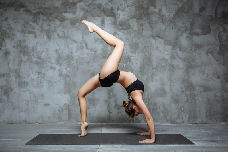 Yoga Helped Me Gain Confidence