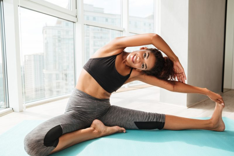 Yoga Improves Your Metabolism