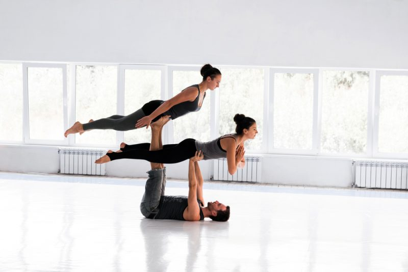 Acroyoga Is More Than Just Yoga
