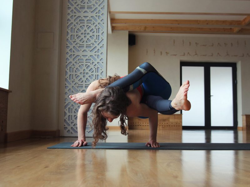 Learn To Counterbalance
