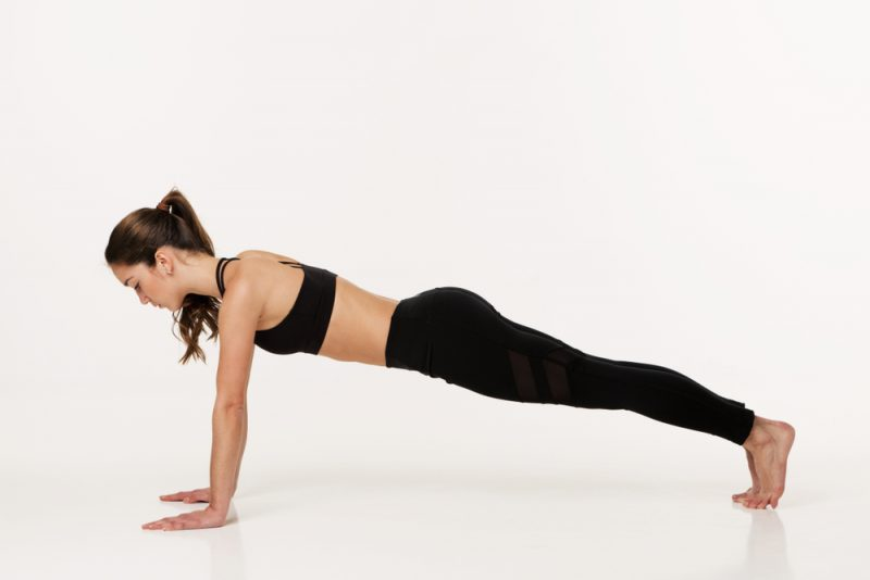 Plank Sequence