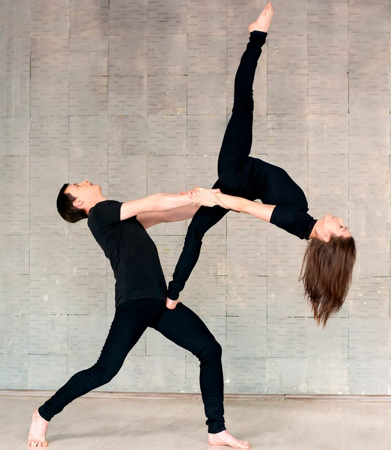 Reach New Heights with AcroYoga