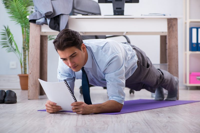 Tips for Helping Your Back if You Work in an Office