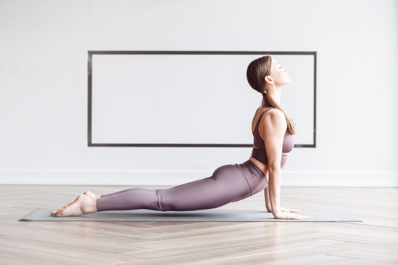 Urdhva Mukha Svanasana — Upward Facing Dog Pose