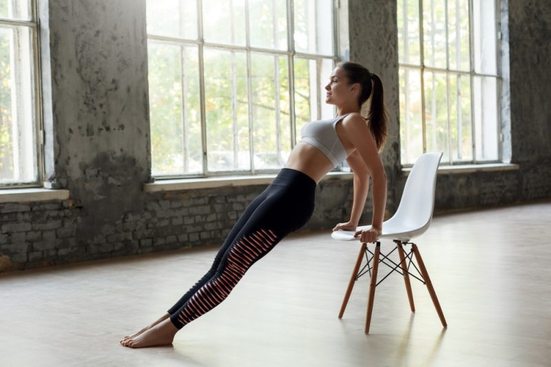 Who Can Benefit from Chair Yoga