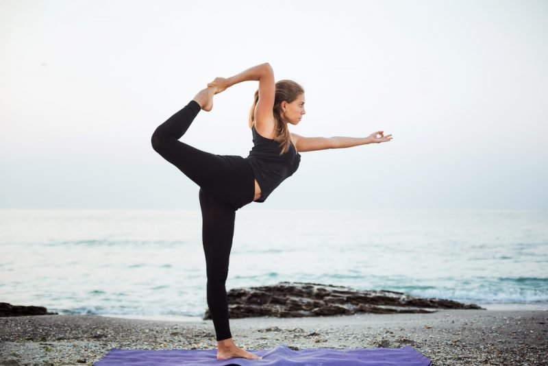 Yoga is a method to come to a nondreaming mind. Yoga is the science to be in the here and now. – Osho