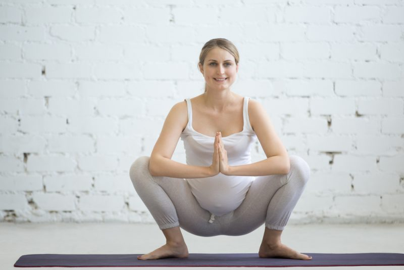 Malasana — Yoga Squat Pose