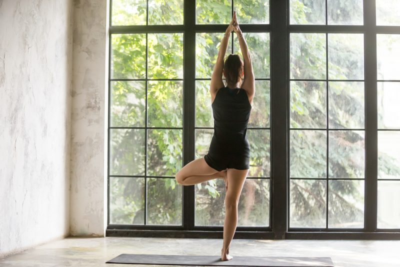 Modifications, Variations, and Tips for Mastering Tree Pose