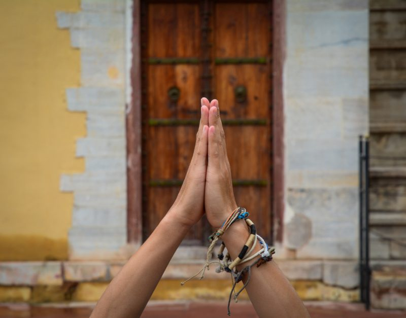 Namaste in Other Cultures