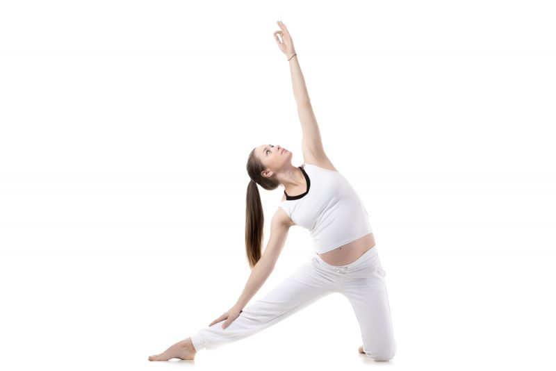 Parighasana — Gate Pose