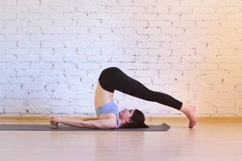 Halasana – Plough Pose