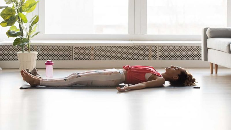 The Benefits of Savasana